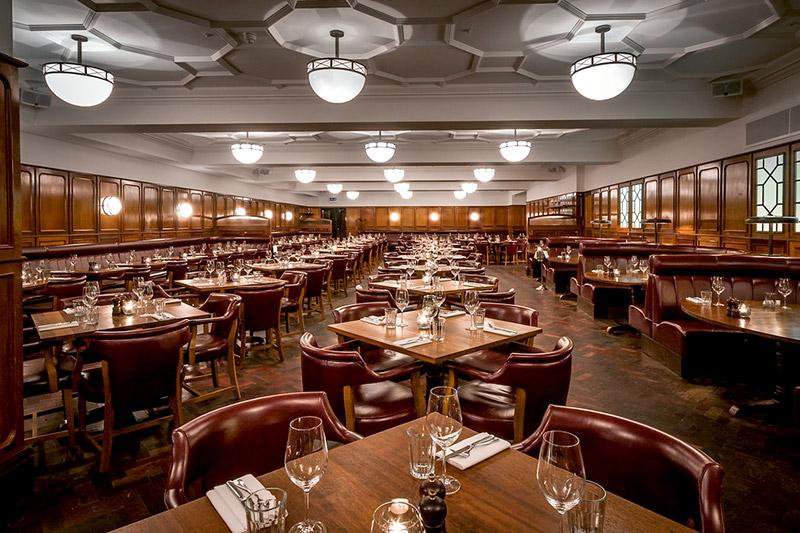London Steak Restaurants Near Covent Garden