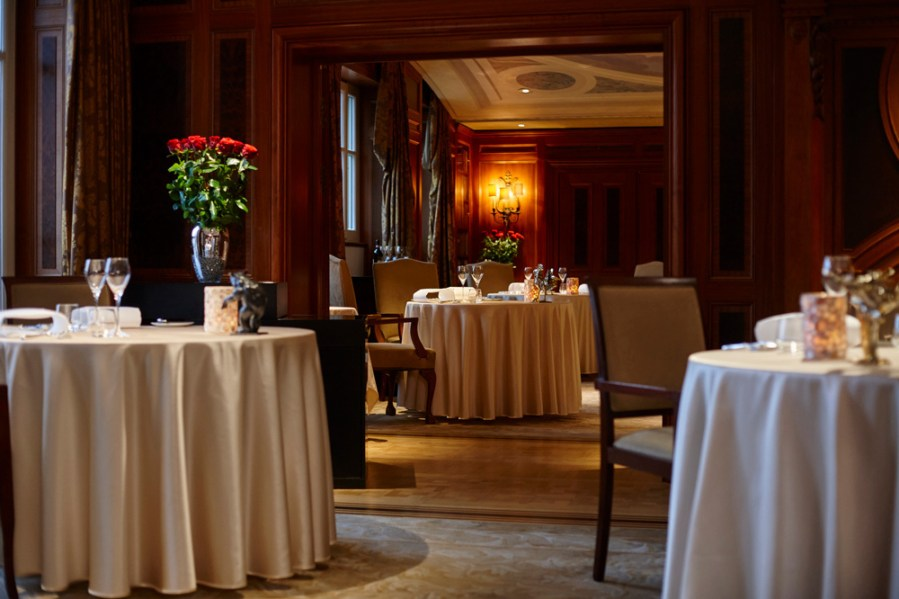 Hotel Adlon Kempinski   Luxury Hotel in Berlin Germany Fine Dining at Hotel Adlon Kempinski in Berlin  Germany
