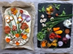 Focaccia Art Cook-Along