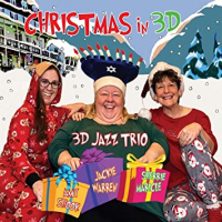 3D Jazz Trio: Christmas in 3D