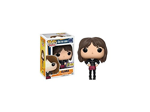 Funko Pop! SDCC Doctor Who Clara, Summer Convention Exclusive