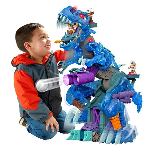 Fisher-Price Imaginext Ultra T-Rex – Ice