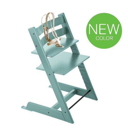 Stokke Tripp Trapp Chair, Aqua Blue