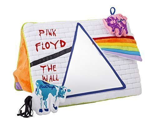Daphyl's Pink Floyd Tummy Time Plush Play Mirror