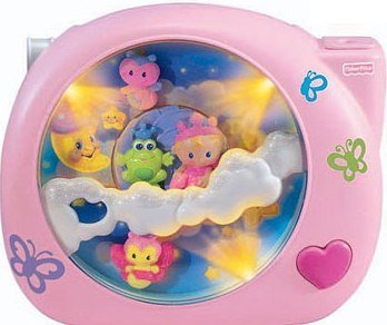 Fisher Price Pink Dreamland Soother