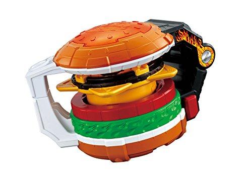 Bandai Shuriken Sentai Ninninger Henshin Device Ninja Star Burger