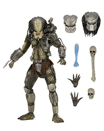 NECA Predator Scale Ultimate Jungle Hunter Action Figure, 7″