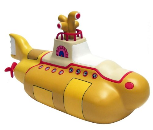 Factory Entertainment Beatles – Yellow Submarine Maquette Toy Figure
