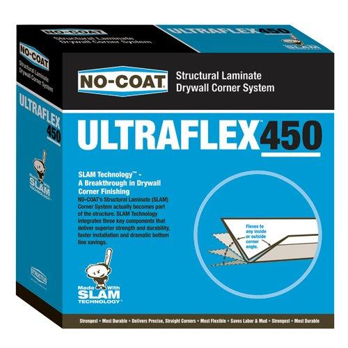 Grabber ULT450 No-Coat Ultra A Flex Prefinished Drywall Flex Trim
