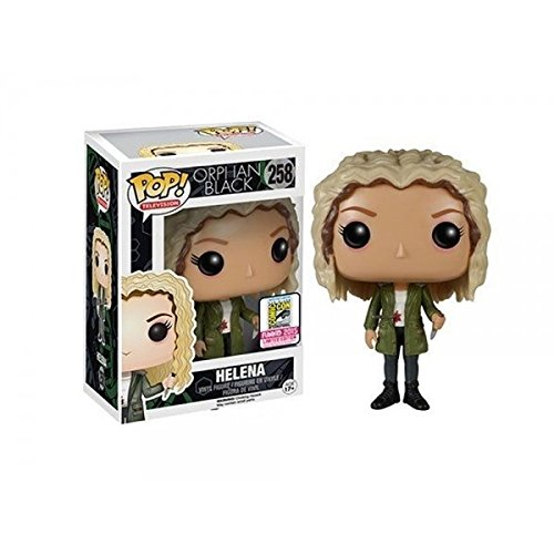 Funko Pop Vinyl Orphan Black – Parka Helena 2015 Summer Convention Exclusive