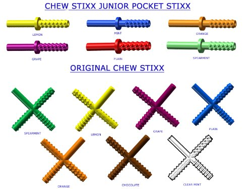 CHEW STIXX STOCKING STUFFER CHRISTMAS SPECIAL