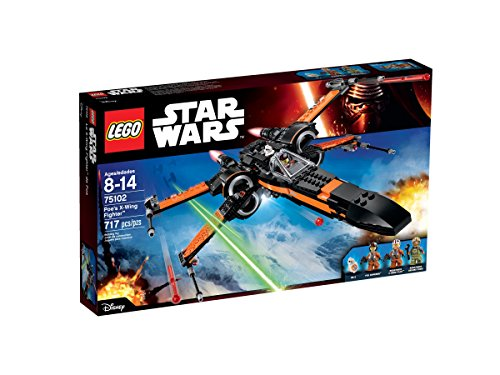 LEGO Star Wars Poe's X-Wing Fighter 75102 Star Wars Toy