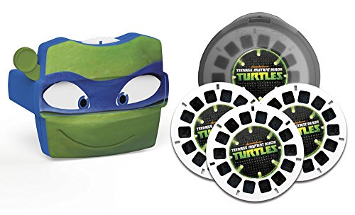 Basic Fun ViewMaster  – Teenage Mutant Ninja Turtles, Gift Set