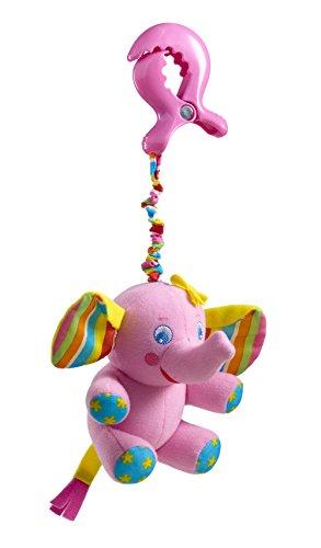 Tiny Love Tiny Smart Rattle, Pink Elephant
