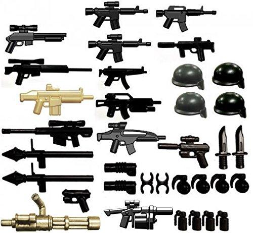 BrickArms 2.5″ Scale Modern Assault Pack