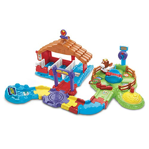 VTech Go! Go! Smart Animals Gallop and Go Stable