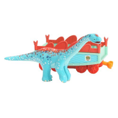 Learning Curve Dinosaur Train Collectible Dinosaur With Train Car – My Friends Are Quadrapeds: Arnie