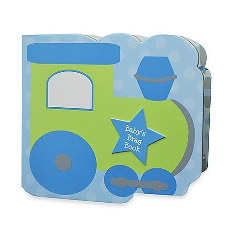 Baby Essentials Train Brag Book