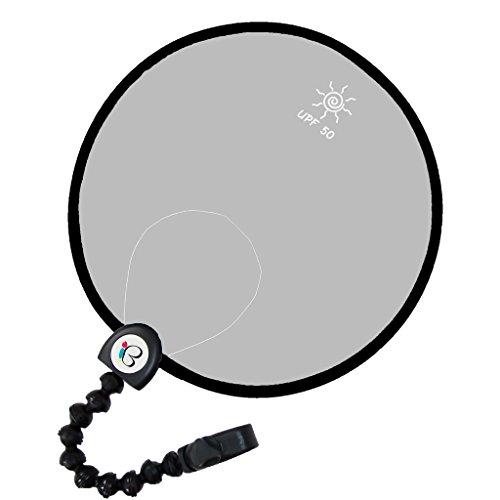 Buggygear SunChaser UPF 50 – Silver/Platinum