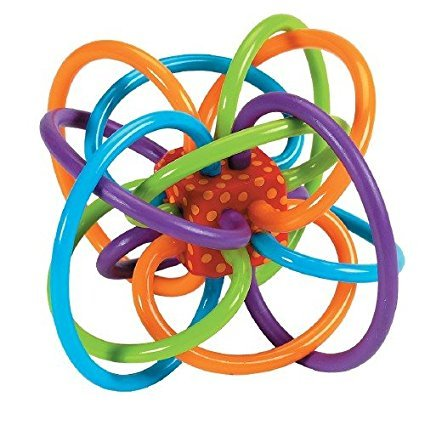 Manhattan Toy Winkel Activity Toy, Ages 0-12 months 1 ea (1 Pack)