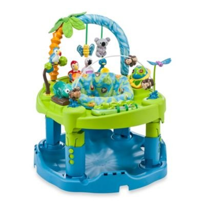 Evenflo ExerSaucer Triple Fun Animal Planet Active Learning Center