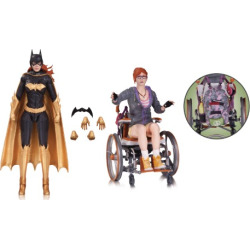 Batman Arkham Knight: Batgirl and Oracle Action Figure 2-Pack