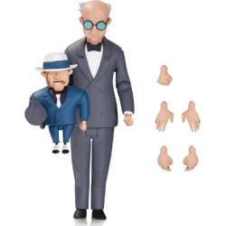 DC Collectibles Batman: The Animated Series: The New Batman Adventures: Scarface & Ventriloquist Action Figure
