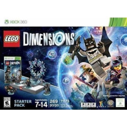 LEGO Dimensions Starter Pack – Xbox 360 LEGO Dimensions Starter Pack