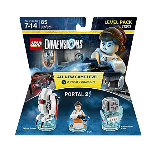 Portal 2 Level Pack – LEGO Dimensions