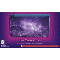Nintendo – Galaxy Style Nintendo 3ds Xl System / Console