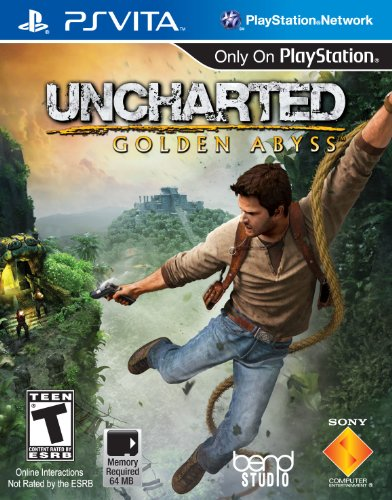 Uncharted: Golden Abyss – PlayStation Vita