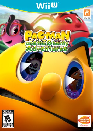Pac-Man and the Ghostly Adventures – Nintendo Wii U