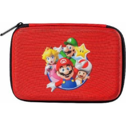 Official Nintendo Mario Travel Case for Nintendo 3DS, 3DS XL, DS, DSi & DSi XL by BD&A