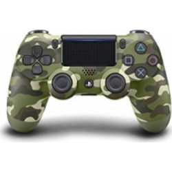 DualShock 4 Wireless Controller for PlayStation 4 – Green Camouflage