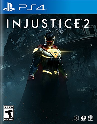 Injustice 2 – PlayStation 4 Standard Edition