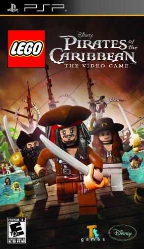 LEGO Pirates of the Caribbean – Sony PSP