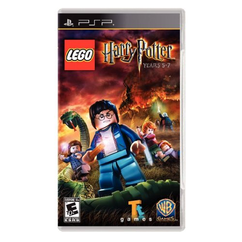 LEGO Harry Potter: Years 5-7 – Sony PSP