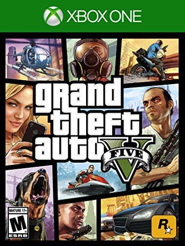 Grand Theft Auto V – Xbox One