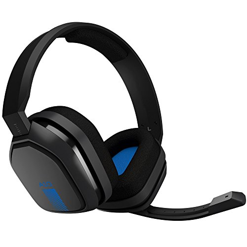 ASTRO Gaming A10 Gaming Headset – Blue – PlayStation 4