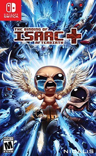The Binding of Isaac: Afterbirth+  – Nintendo Switch