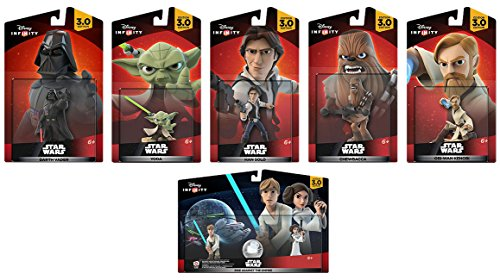 Disney Infinity 3.0: Rise Against the Empire Bundle – Amazon Exclusive
