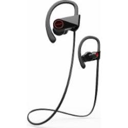 Blaze Bluetooth 4.1 Sweatproof Earbuds Noise Cancelling Headphones/Mic: Black (55546169)