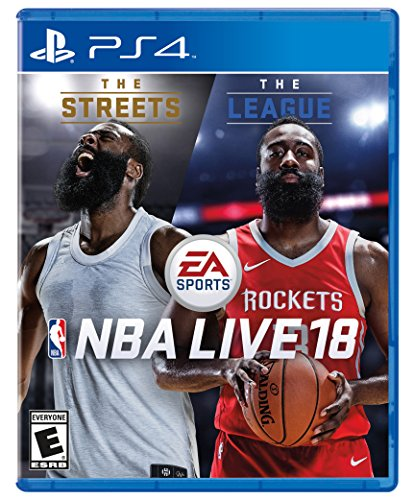 NBA LIVE 18: The One Edition – PlayStation 4