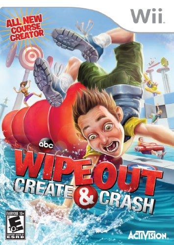 Wipeout: Create & Crash – Nintendo Wii