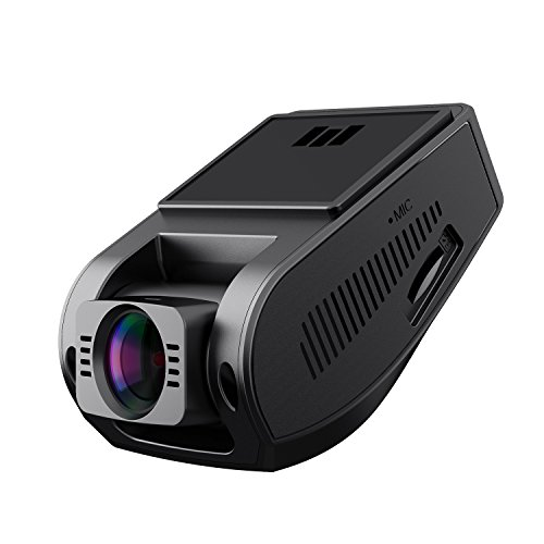 aukey 1080p dash cam with 6 lane 170 wide angle lens dashboard camera -