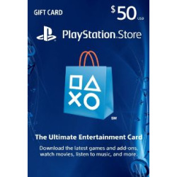 50 playstation network gift card playstation 4 digital download add on 2 -