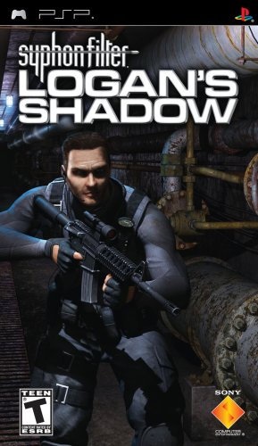 syphon filter logans shadow sony psp -