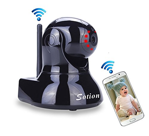 sotion wifi internet wireless network ip security surveillance video camera -
