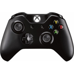xbox one wireless controller black -