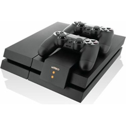 nyko modular charge station black playstation 4 -